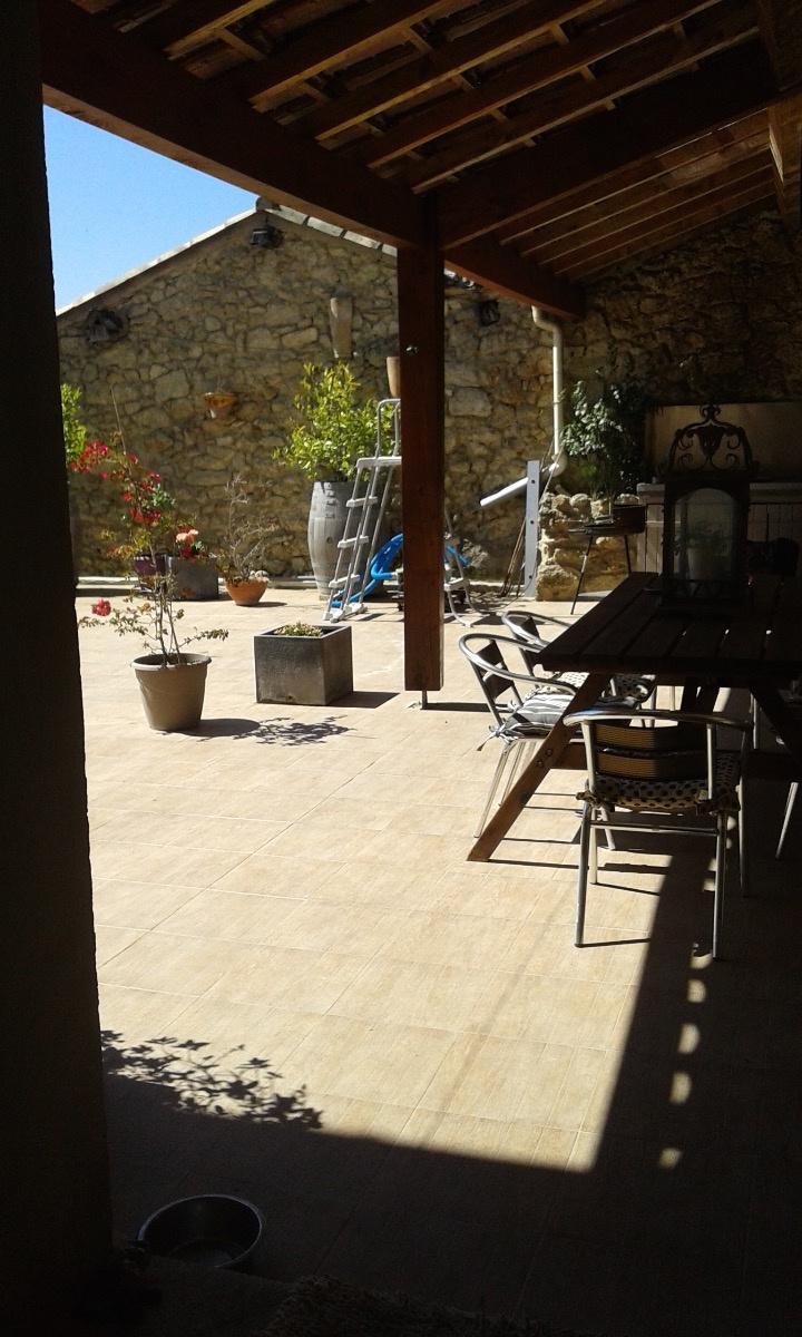 Vente maison bourgeoise avec terrasse et garage for Maison terrasse sur garage